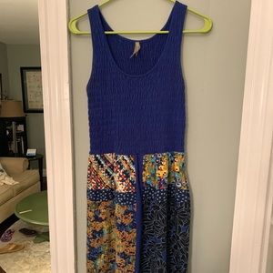 Anthropologie Funky Dress